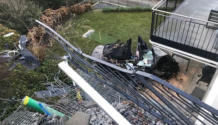 Unfall in Zollikon – Polizei sucht nach Zeugen