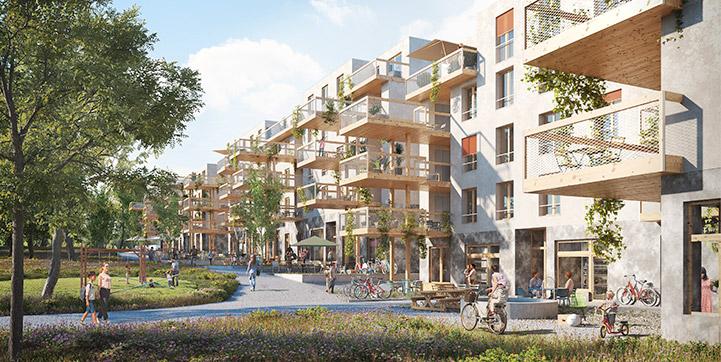 52 bezahlbare Wohnungen im Zentrum von Zumikon