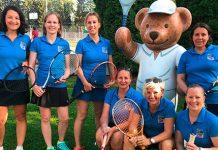 Die Damen vom TC Zollikerberg spielen jetzt in der 1. Liga.