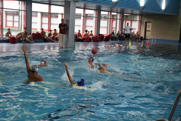 U15 von Aquastar im Schweizer Final-6-Turnier