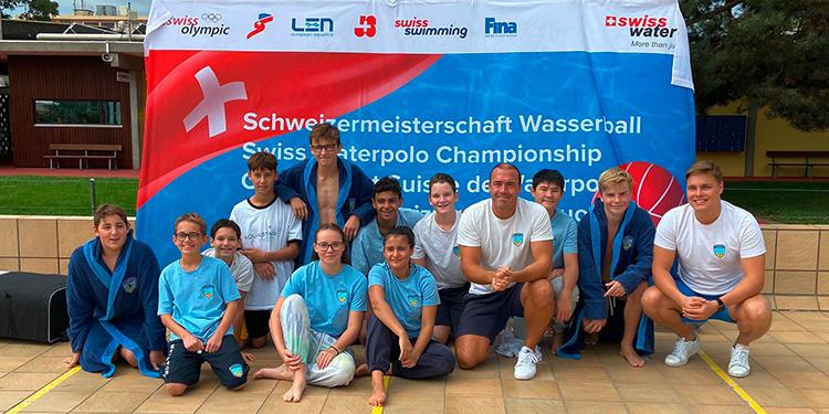 U15-Wasserballer spielen im Finalturnier