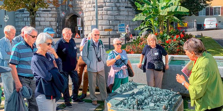 Als Dankeschön – Ausflug in die Barockstadt Solothurn