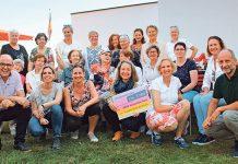Gruppenbild Frauenverein Zumikon