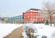 Im Spital Zollikerberg werden pro Woche rund 500 Corona-Tests durchgeführt.