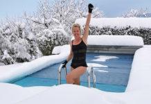 Eisbaden stärkt auf natürliche Weise das Immunsystem. (Bild: bms)