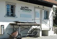 Die Galerie Milchhütte öffnet vorsichtig. (Bild: bms)