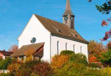 In der reformierten Kirche Zumikon wird gefeiert. (Bild: zvg)