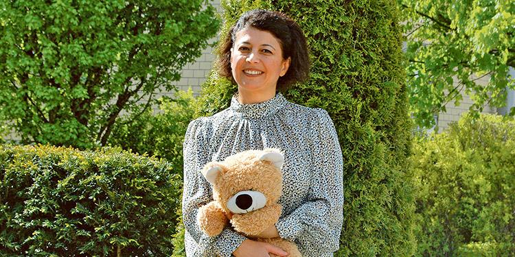 Senem Gencers erfolgreiches Engagement für die Patienten im Astrid-Lindgren-Kinderspital. (Bild: bms)