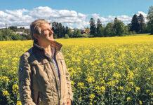 Brückenbauer mit Weitsicht: Landwirt Thomas Friedli. (Bild: sb)