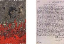In der Zolliker Villa Meier-Severini sind Werke des Zürcher Künstlers Werner Hartmann zu sehen. (Bild: zvg)