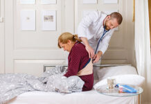 Das Spital Zollikerberg bietet eine umfassende Pflege zu Hause an. (Bild: zvg)