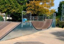 Nach dem Einbau des Schallschutzes soll es an der Skateranlage ruhiger werden. (Bild: zvg)